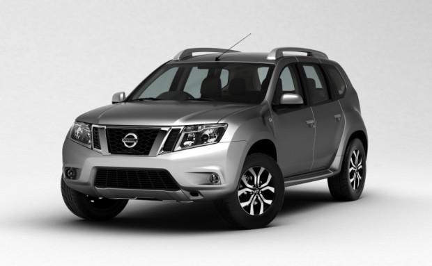 Nueva Nissan Terrano, presentación oficial