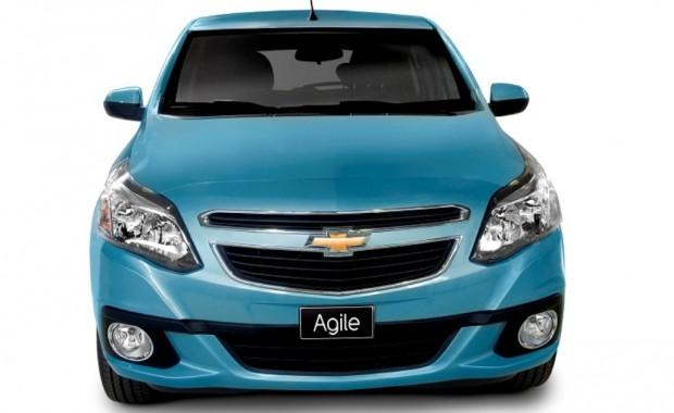 Nuevo Chevrolet Agile 2014 disponible desde 89.590 pesos
