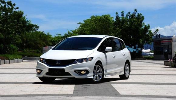 Nuevo Honda Jade 2014