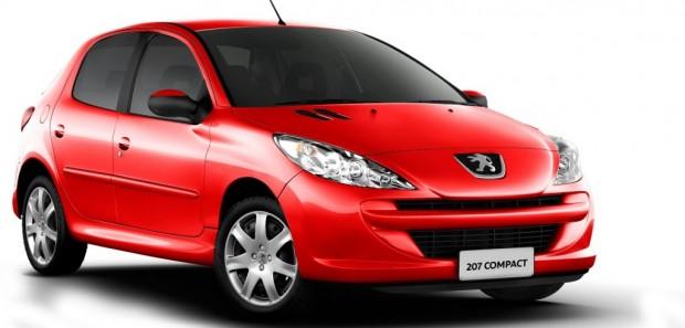 Peugeot 207 Compact 2014 desde 98.200 pesos
