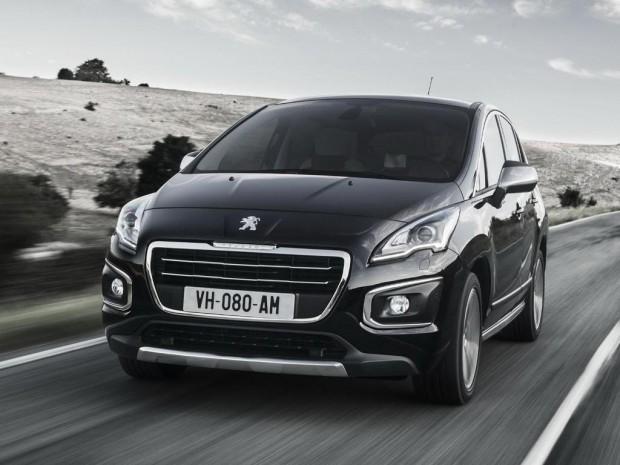 Peugeot 3008 2014