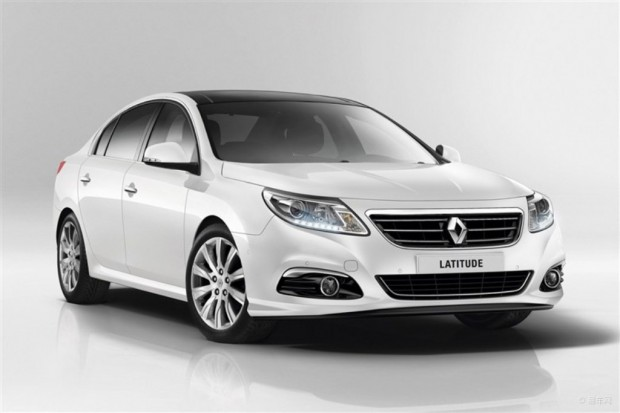 Renault Latitude 2014, primeras imágenes oficiales