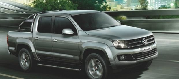 Volkswagen Amarok Trendline automática a un precio de 273.300 Pesos
