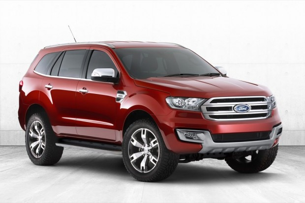 Nuevo Ford Everest