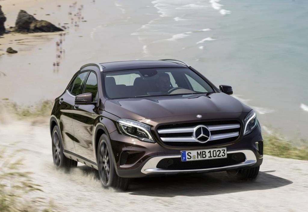 Mercedes benz gla 2014 mundoautomotor for Mercedes benz gla 2014