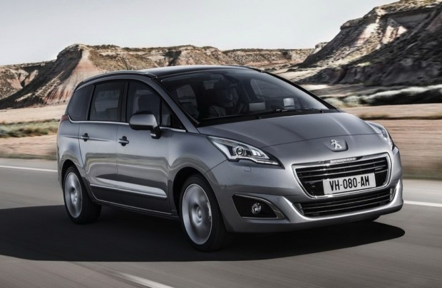 Peugeot 5008 Renovado Para 2014