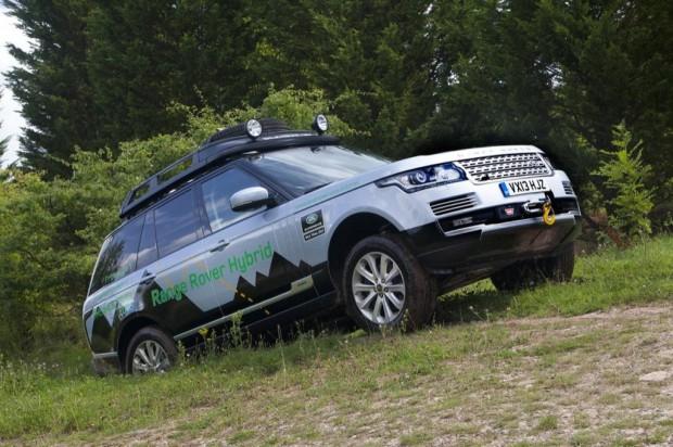 Range Rover Híbrida
