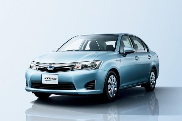 Toyota Corolla Axio y Fiedler Hybrid