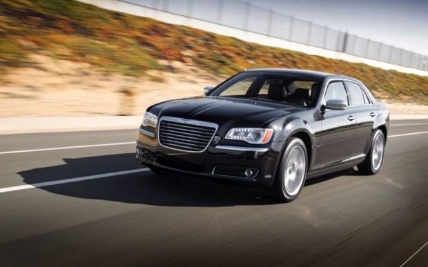 El Chrysler 300C disponible en Argentina a U$S 82.000