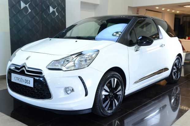 Citroen DS3 1.6 VTi 120 SO CHIC a $174.100