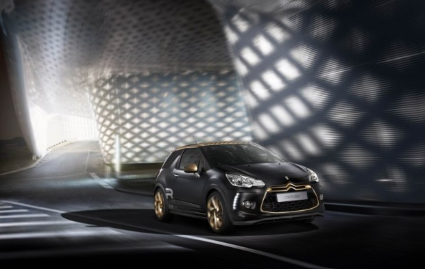 "Citroen DS3 Racing ""Gold Mat"""