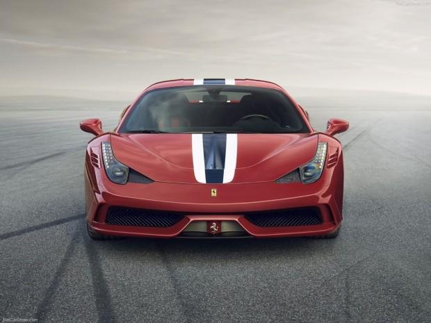 Ferrari 458 Speciale en Video