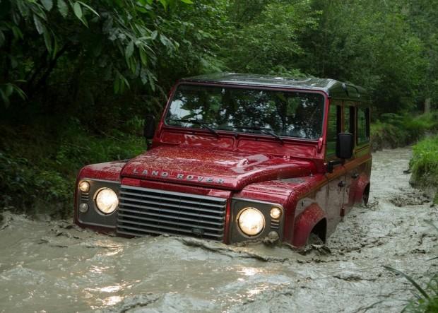 """Land Rover Defender """"Edición De Colección"""""""