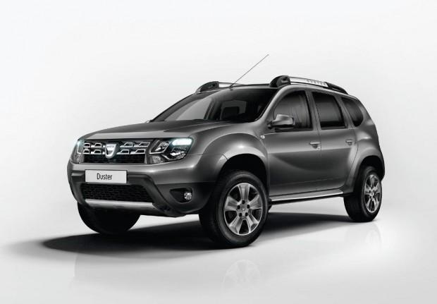 Dacia Duster 2014 con nuevo motor 1.2 litros con 125CV de potencia