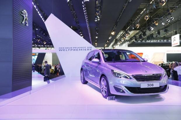El Nuevo Peugeot 308