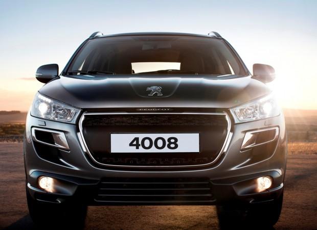 El nuevo Peugeot 4008 está llegando a la Argentina