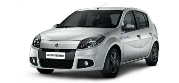 "Nuevo Renault Sandero: serie limitada ""Tech Run"" por 98.400 pesos"