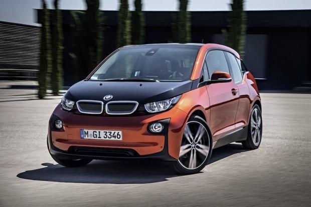 Comienza la Producción del BMW i3