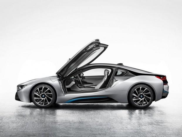 BMW i8 2014, Modelo de Producción