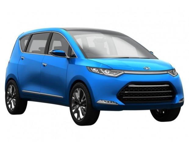 Daihatsu presenta 8 concept cars en el Salón de Indonesia