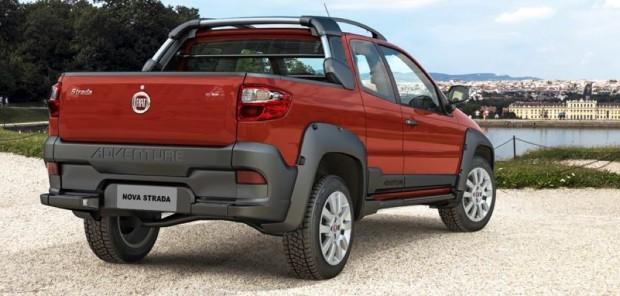 Fiat Strada 2014, Renovada