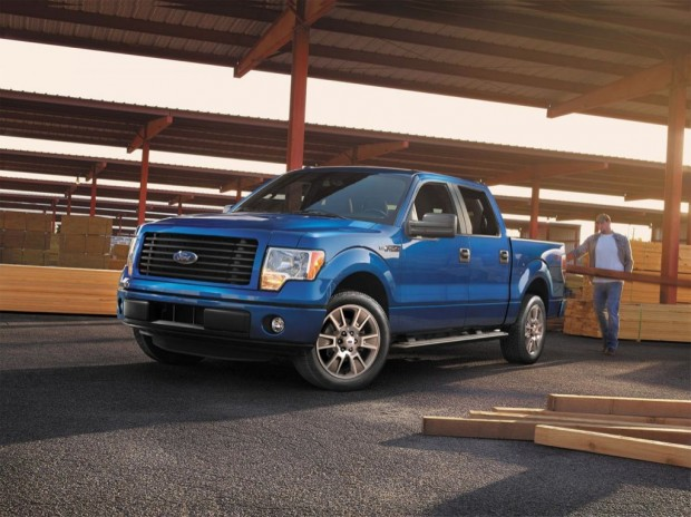 Ford F-150 SuperCrew STX