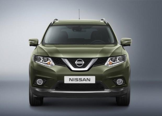 Nueva Nissan X-Trail 2014