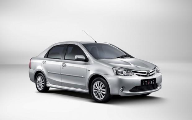 Toyota Etios, lanzamiento oficial en Argentina