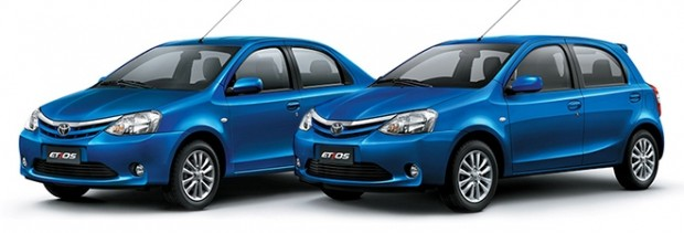 Toyota Etios, Ficha Técnica