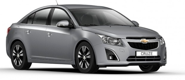 Chevrolet Cruze MY 2014 desde 168.000 Pesos