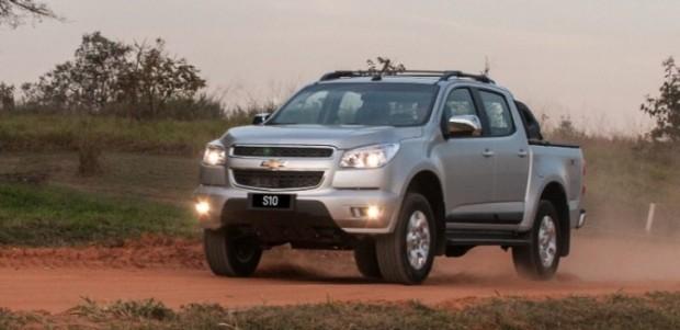 La Chevrolet S10 2014 incorpora importantes novedades en performance, tecnología y seguridad