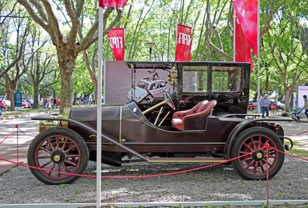 Fiat estuvo presente en Autoclásica 2013