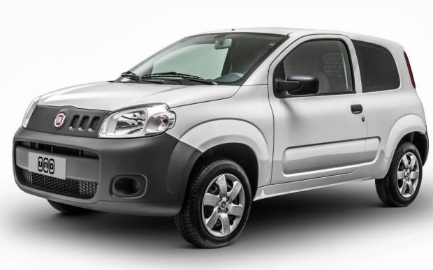 Nuevo Fiat Uno Furgón y nuevo Fiorino 2014