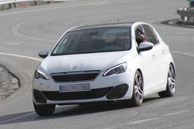 El nuevo Peugeot 308 GTi tendrá 250CV de potencia