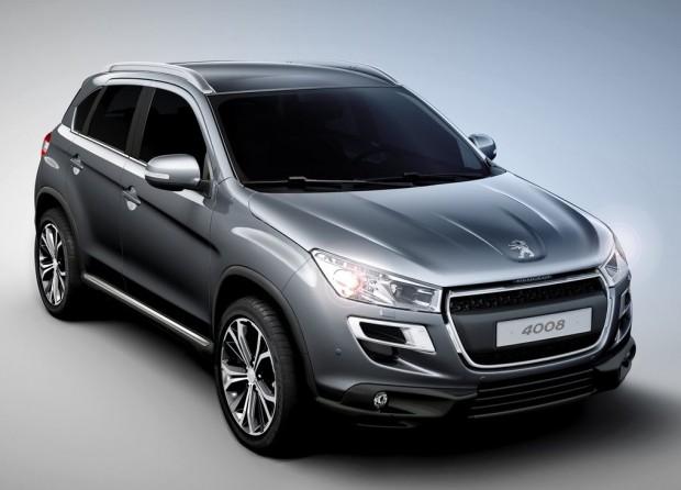 Peugeot 4008 disponible en Argentina desde 300.000 pesos