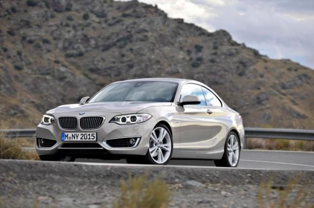 BMW Serie 2 Coupé