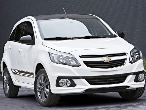 """Chevrolet Agile 2014, Edición Especial """"Effect"""""""