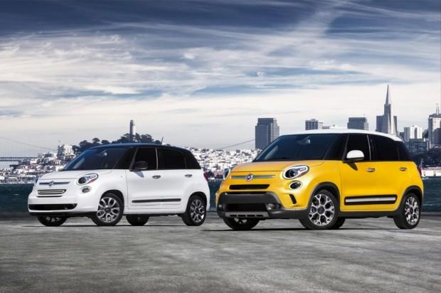 El Fiat 500L y el Jeep® Cherokee obtienen el premio de seguridad Top Safety Pick del IIHS