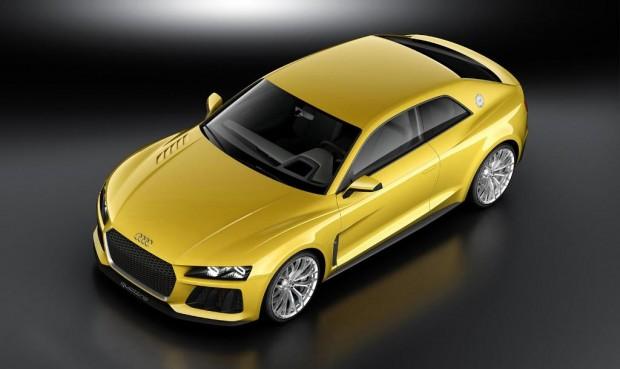 Audi Sport Quattro Concept en Video