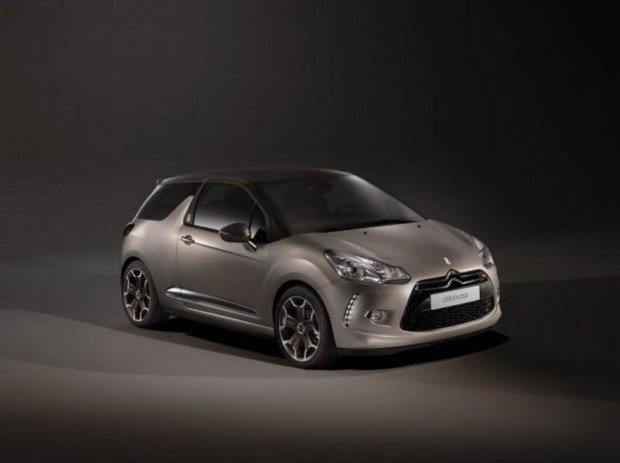 CITROËN DS3 DS World Paris Limited Edition