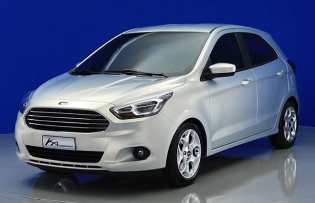 Nuevo Ford Ka Concept 2014