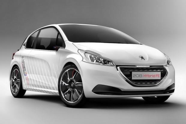Peugeot 208 Con Tecnología HybridAir para 2015