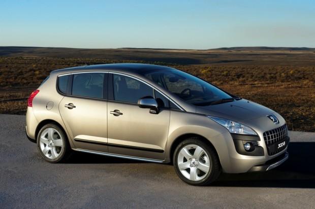 Peugeot 3008, el auto más seguro 2013 en la categoria SUV/Crossover