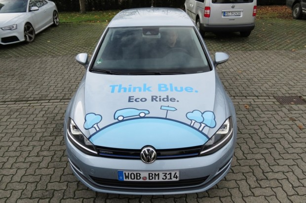 volkswagen golf tdi bluemotion 2 9 l 100 km de consumo mundoautomotor. Black Bedroom Furniture Sets. Home Design Ideas