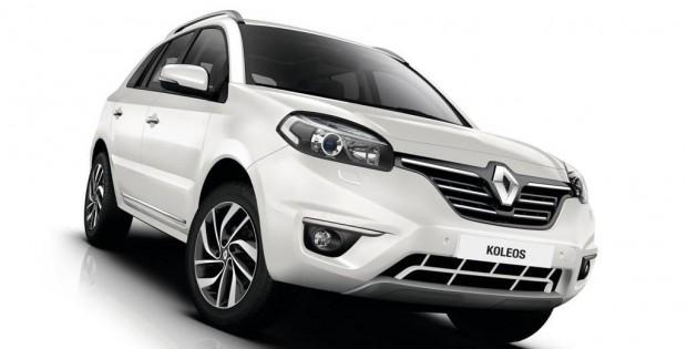 Nueva Renault Koleos 2014 desde $ 251.400 pesos