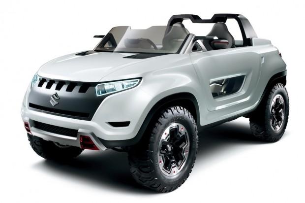 Suzuki Presenta Los Conceptos Crosshiker, Hustler y X-LANDER