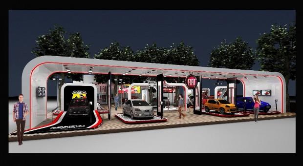 Fiat estará presenta en los principales centros turisticos del verano 2014