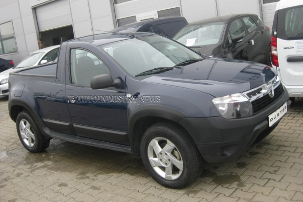 ¿Dacia Duster Pickup?