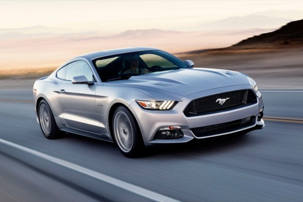 Nuevo Ford Mustang 2014