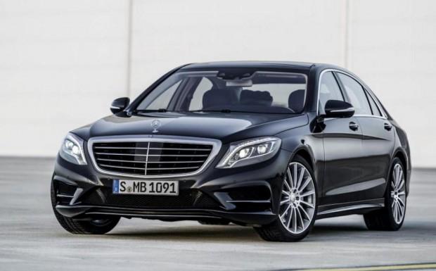Mercedes Benz Clase S, presentación oficial
